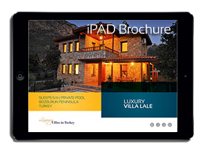 Download iPAD Luxury Villa Lale Brochure
