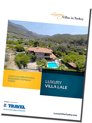 Download Luxury Villa Lale Brochure