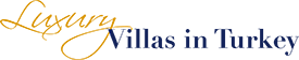 Luxury Villas in Turkey Logo